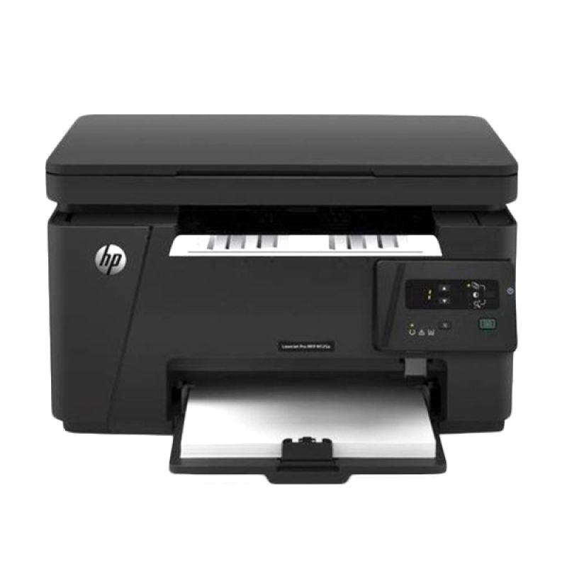 HP LaserJet MFP 125a Pro Hitam Printer