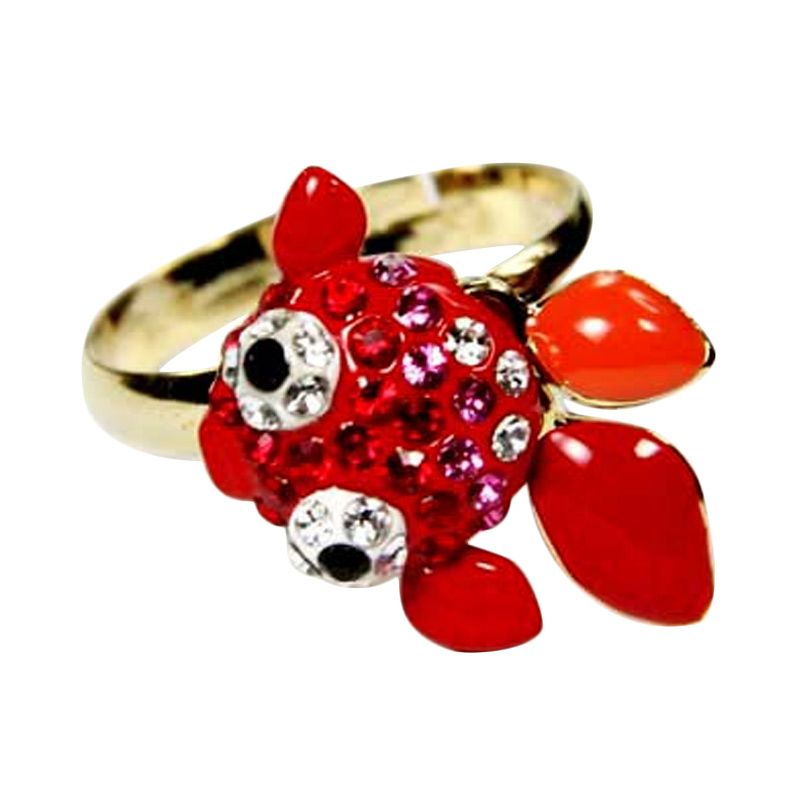 Myth Couture Cook Fish Ring