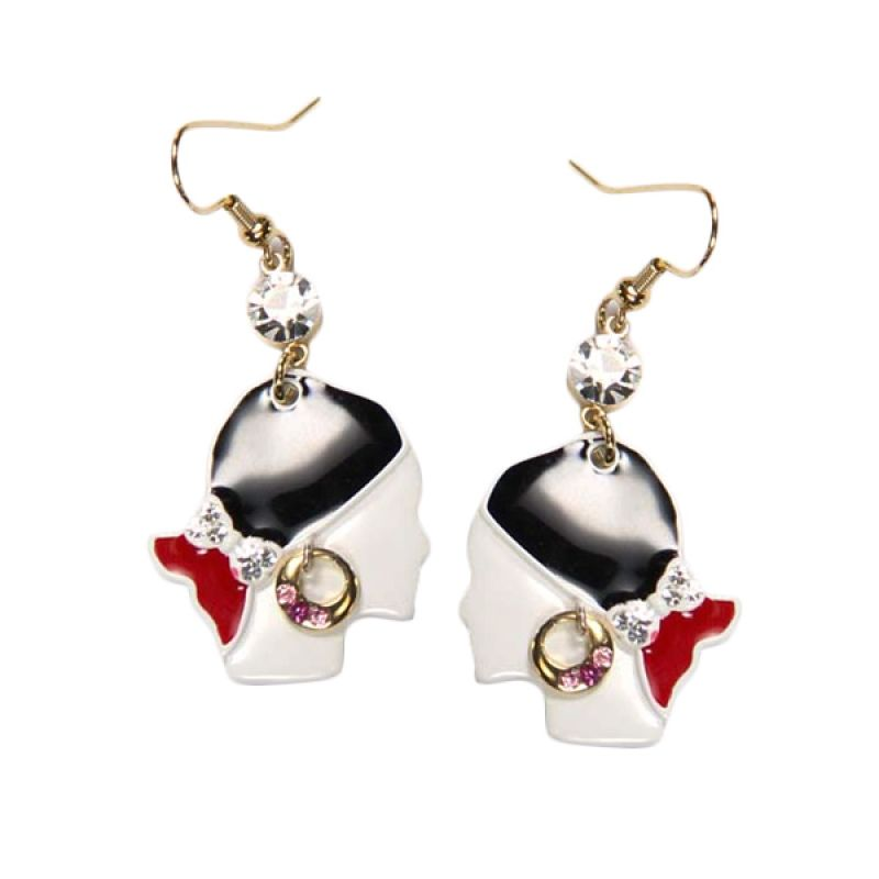 Myth Couture Gypsi Head Earring