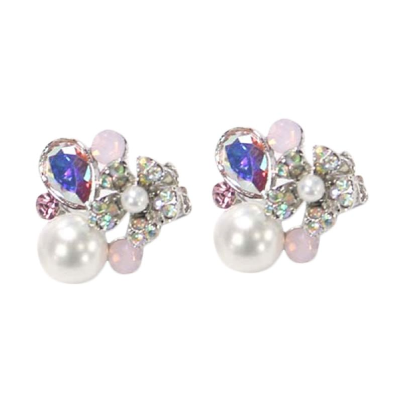 Myth Couture Oblige Pearl Mix Earring