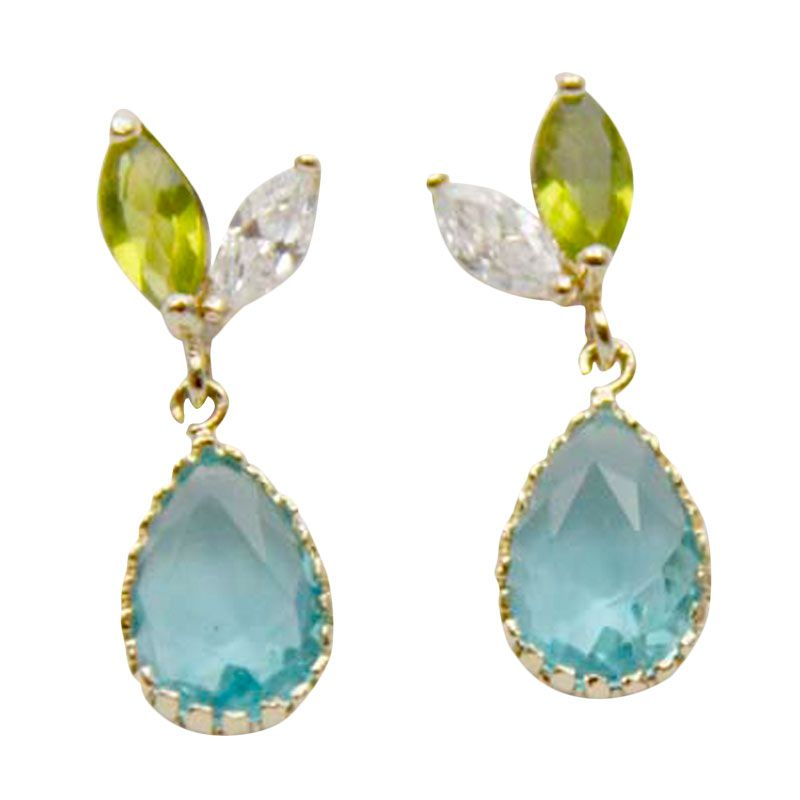 Myth Couture Sweet Favorite Blue Earring