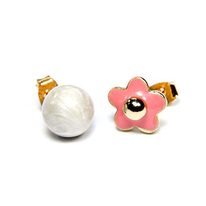 Myth Couture Toy Flower Earring