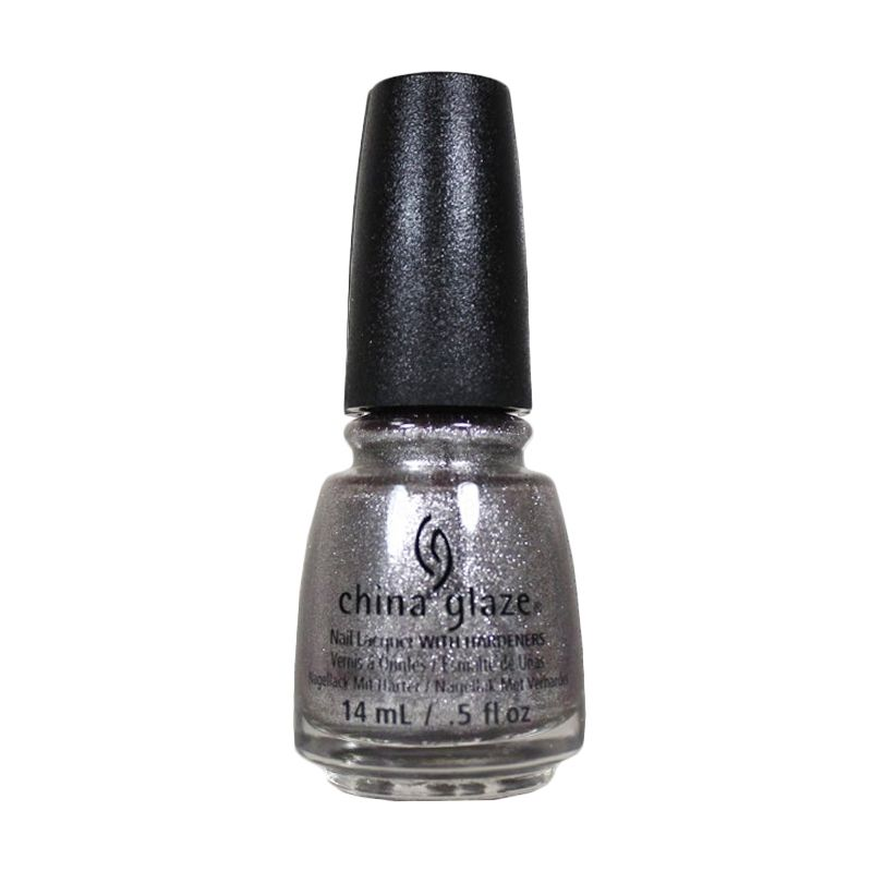 China Glaze Check Out The Silver Fox Kutek