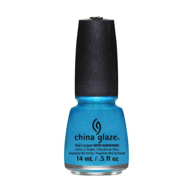 China Glaze - So Blue Without You