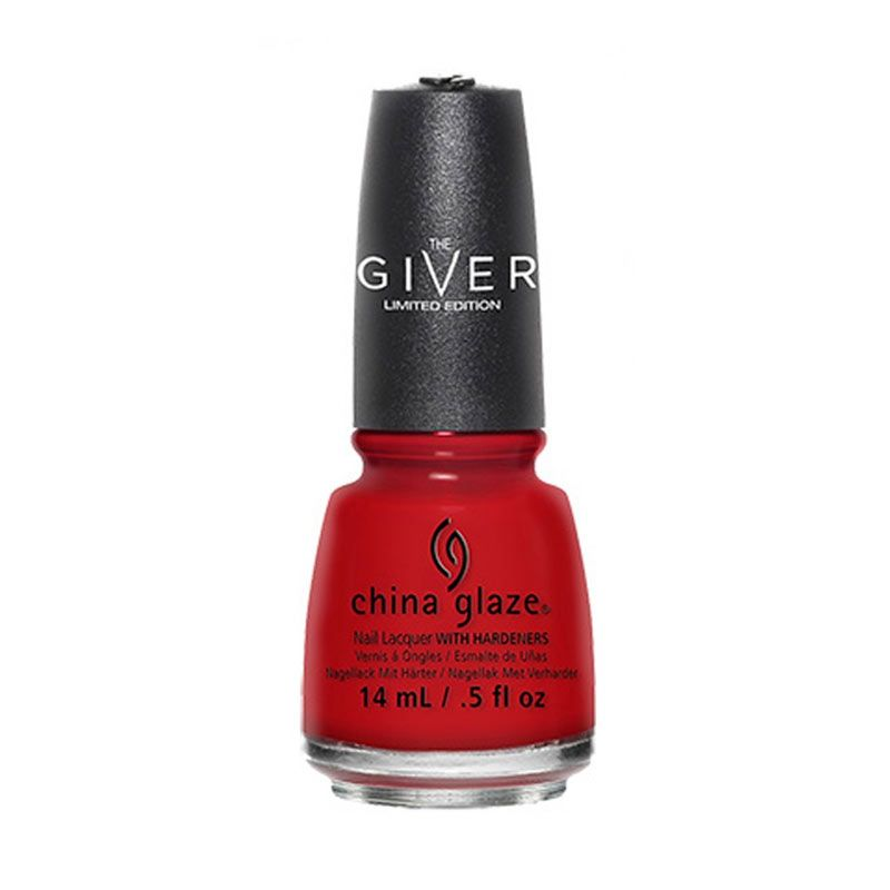 Kutek China Glaze - Seeing Red