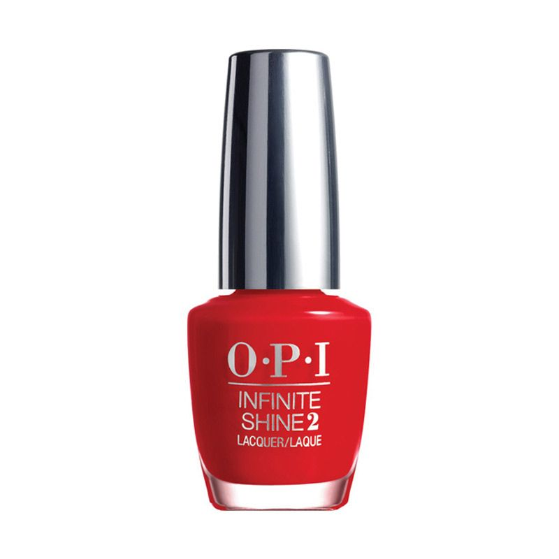Kutek OPI Infinite Shine - Unequivocally Crimson