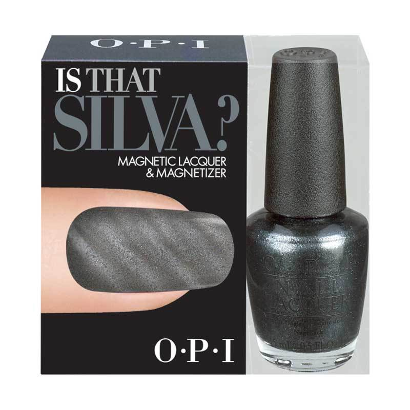 OPI - Is That Silva?