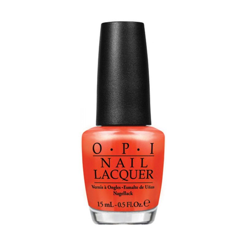 OPI - Orange You Going To The Game?