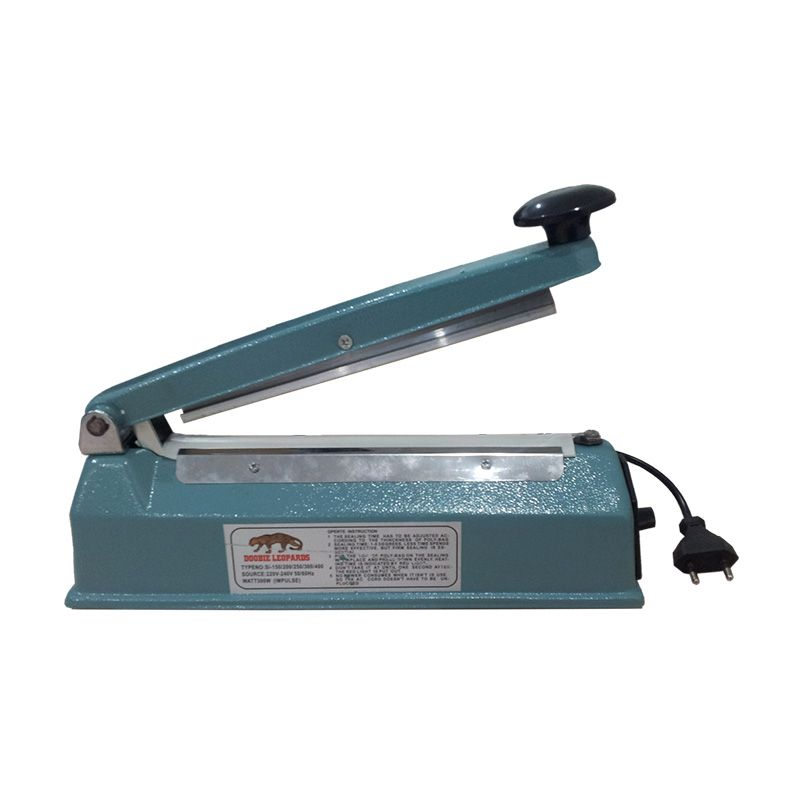 Promo - 17% Nankai Doobie Leopard Impulse Sealer / Alat Press Plastik Besi 20 cm -