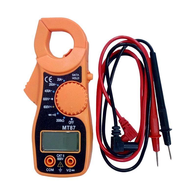 harga Nankai Tang Ampere Digital / Multimeter Digital Clamp Meter VVIP MT87 Blibli.com