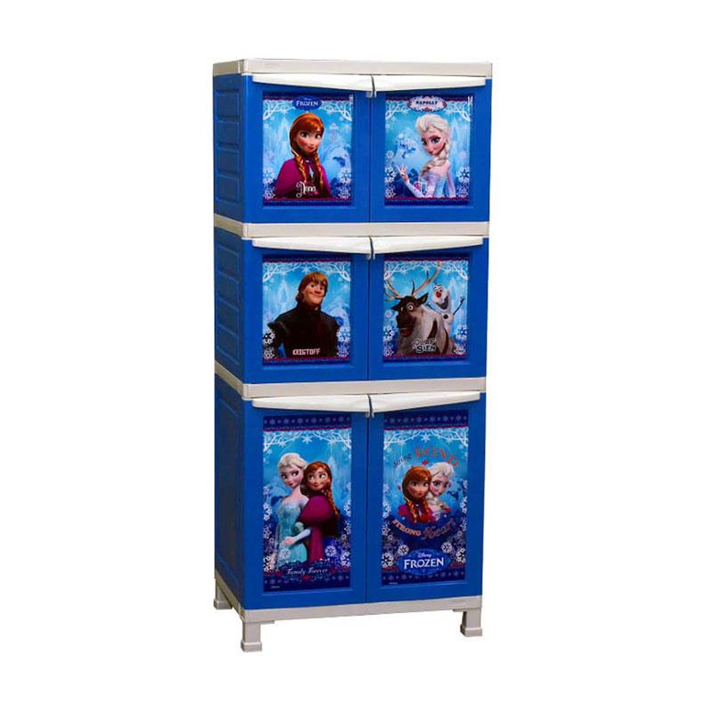 harga Napolly Lemari Plastik Frozen Khusus Jadetabek Blibli.com