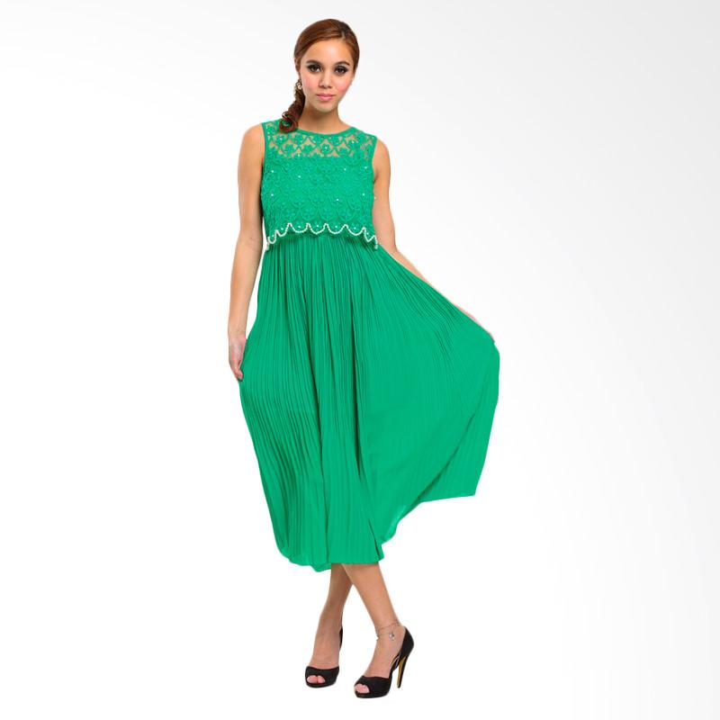 harga Nataria 872275 Brukat Mewah Long Dress Blibli.com