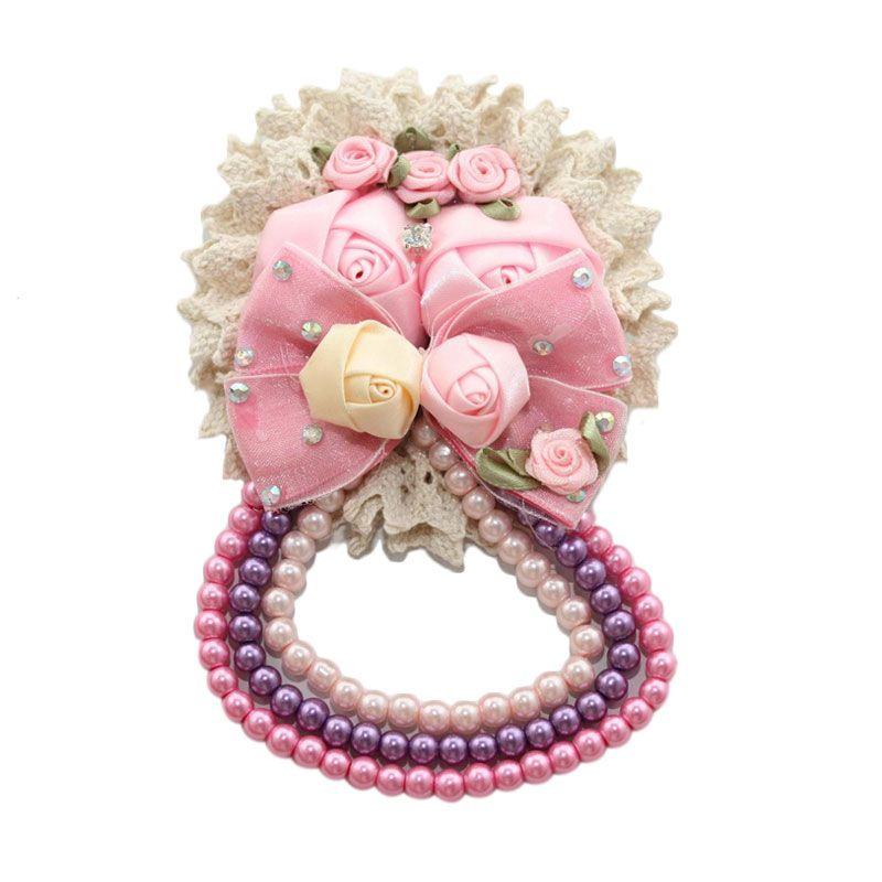 Nathanie Rose Glam Pink Bros