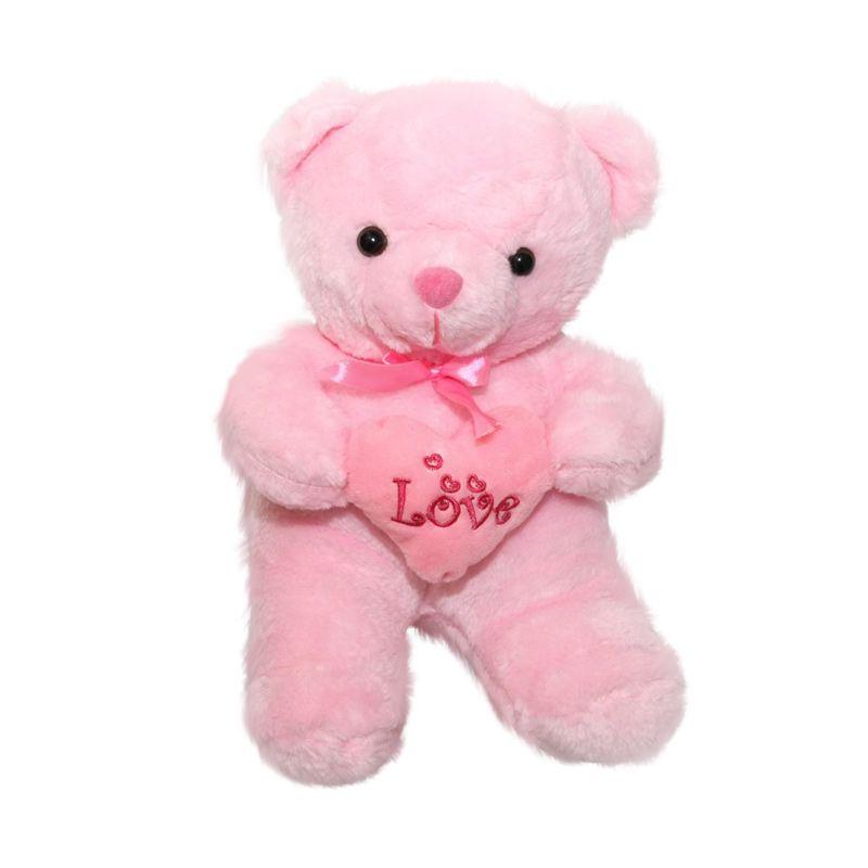Nathanie Bear Love Boneka