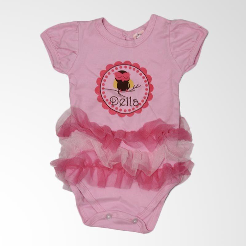 Nathanie Della Pink Jumpsuit Bayi