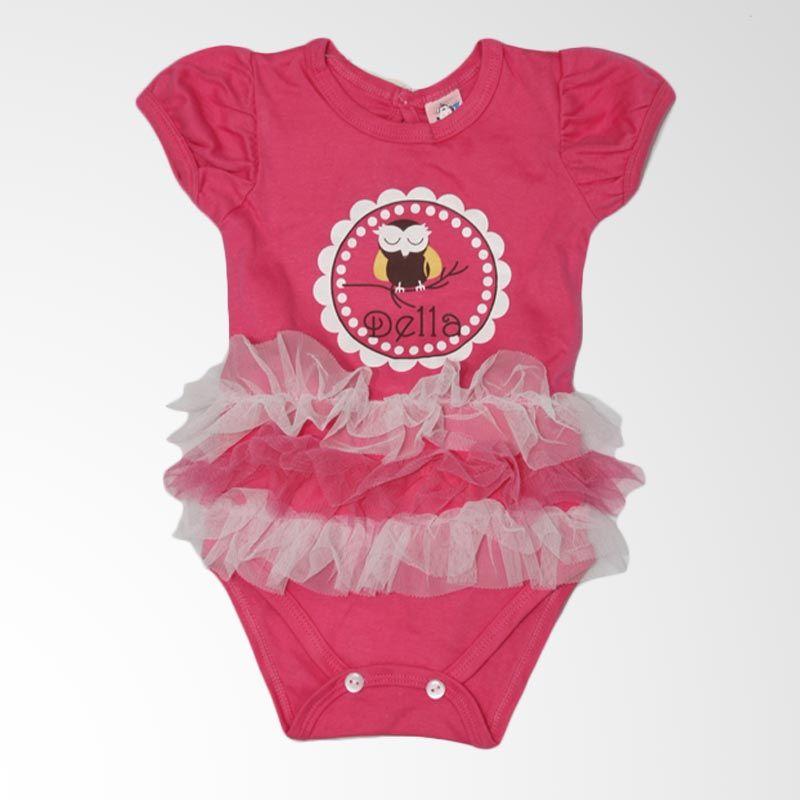 Nathanie Della Pink Fanta Jumpsuit Bayi