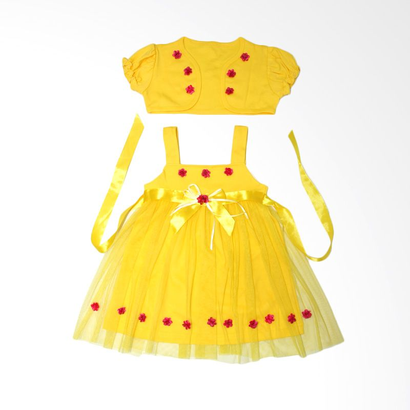 Nathanie My Sweety Yellow Dress Bayi