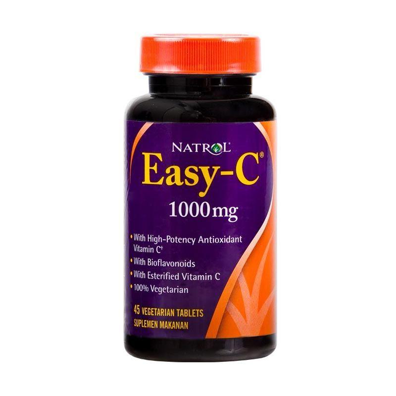 Natrol Easy C 1000 MG (45 Tablets) w