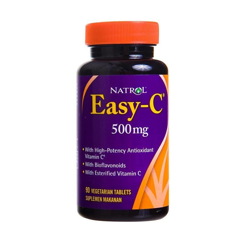 Natrol Easy C 500 MG (90 Tablets) w