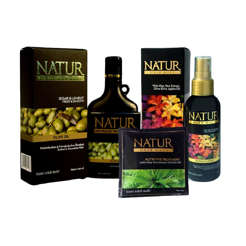 Natur Daily Treatment 3 Shampoo