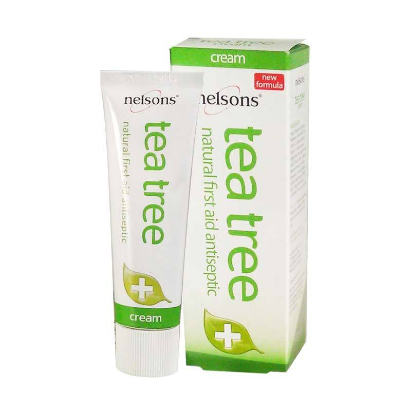 Nelsons Tea Tree Cream (30 Gram)
