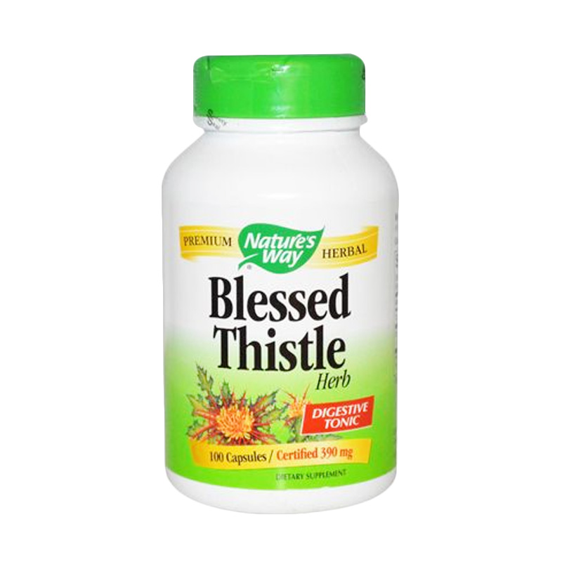 Nature's Way Blessed Thistle [100 Capsules x e]