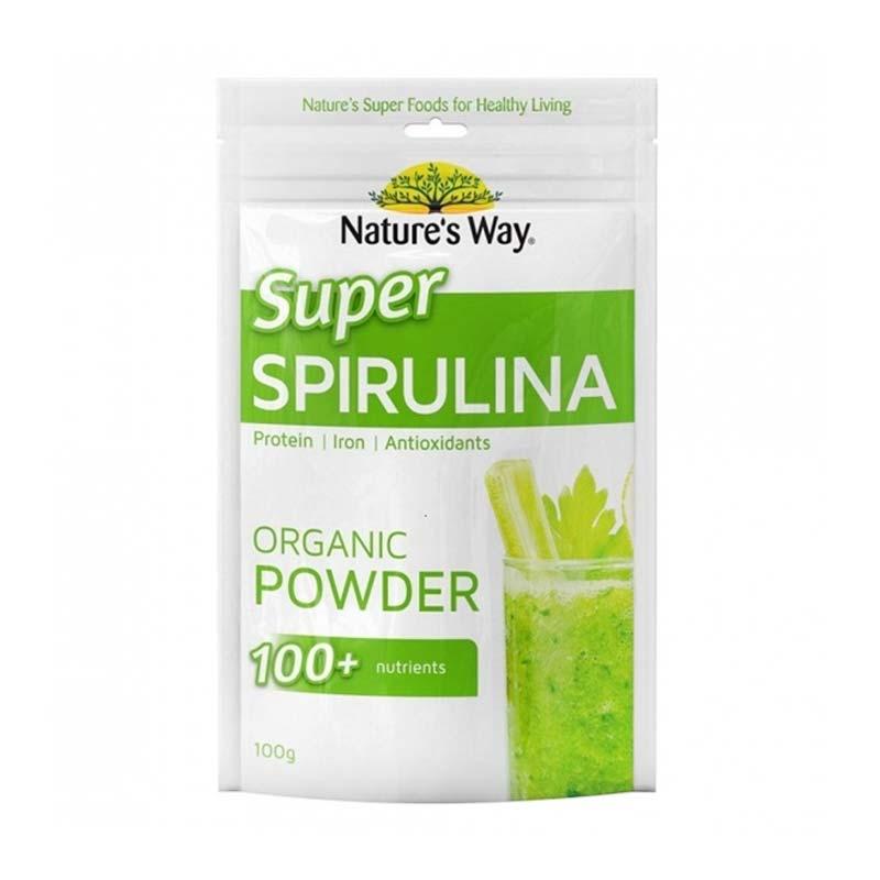 harga Nature's Way Super Spirulina Powder [100 gr] Blibli.com
