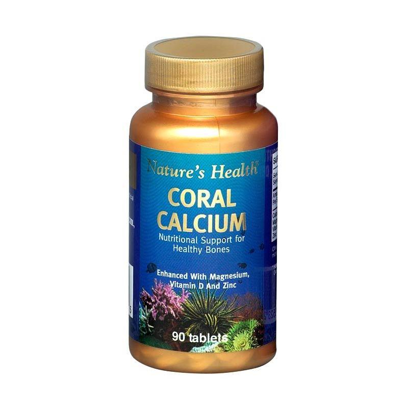 Nature's Health Coral Calcium (90 Tabs)