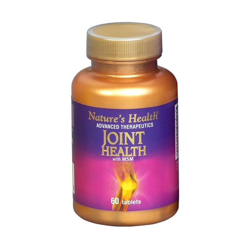 Nature's Health Joint Health (60 Tabs)
