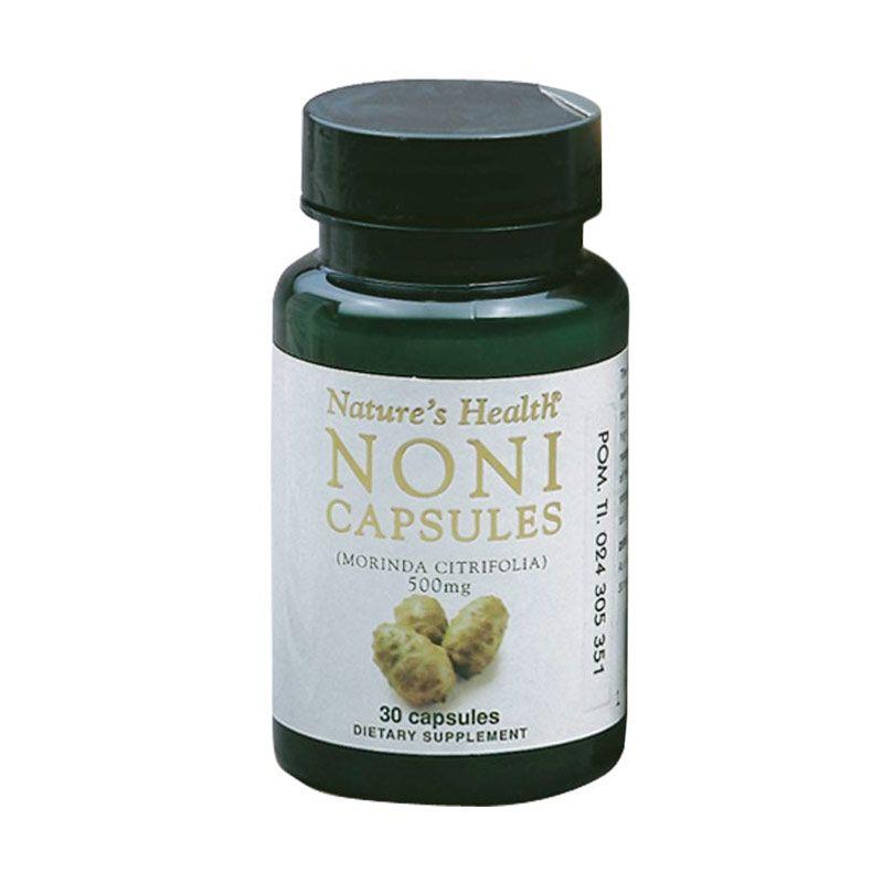 Nature's Health Noni 500 MG (30 Caps)
