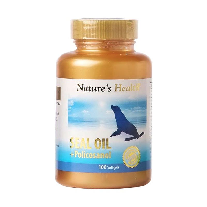 Nature's Health Seal Oil (100 Softgel)