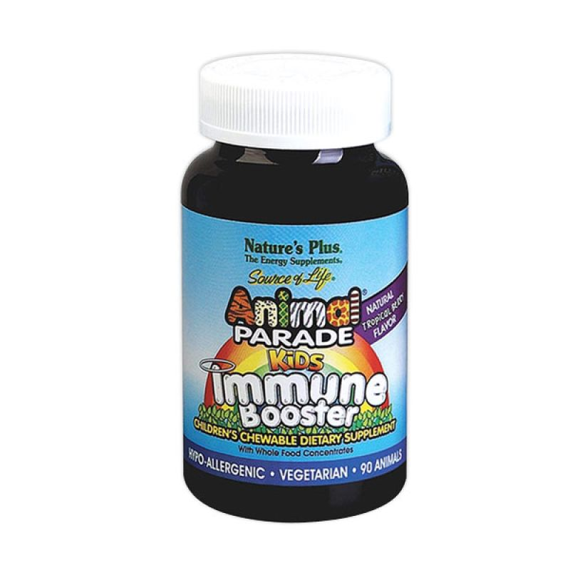 Nature's Plus Animal Parade Kids Immune Booster (90 tablets)