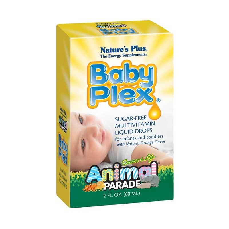 Nature's Plus Baby Plex Animal Parade (2 oz)