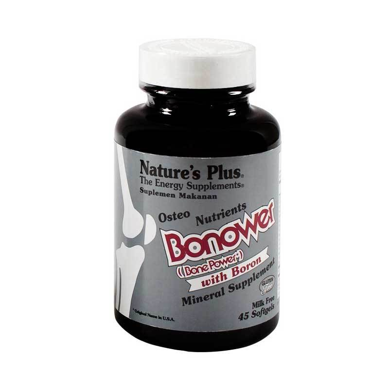 Nature's Plus Bonower (45 Softgels)