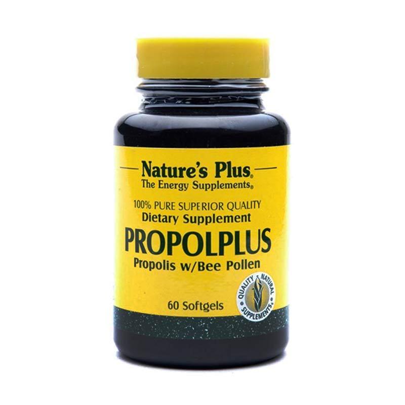Nature's Plus Propol Plus (60 Softgels)