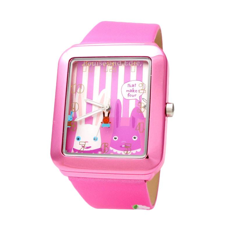 Naughty Naughty Pets NNP-56B Jam Tangan Anak - Pink