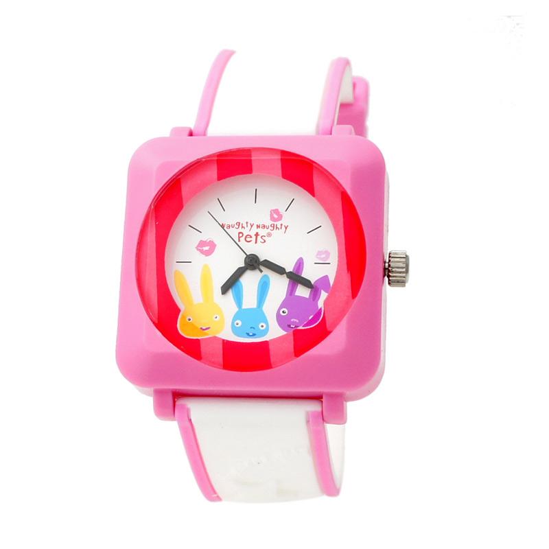 Naughty Naughty Pets NNP-81C Pink Jam Tangan Anak