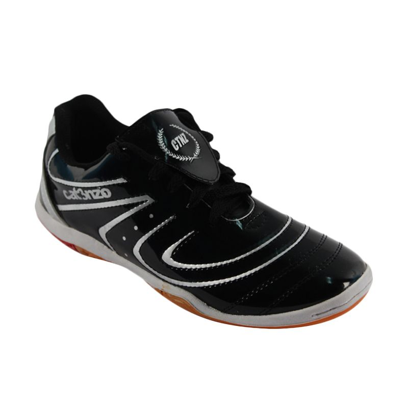 Catenzo Light Black Sepatu Futsal