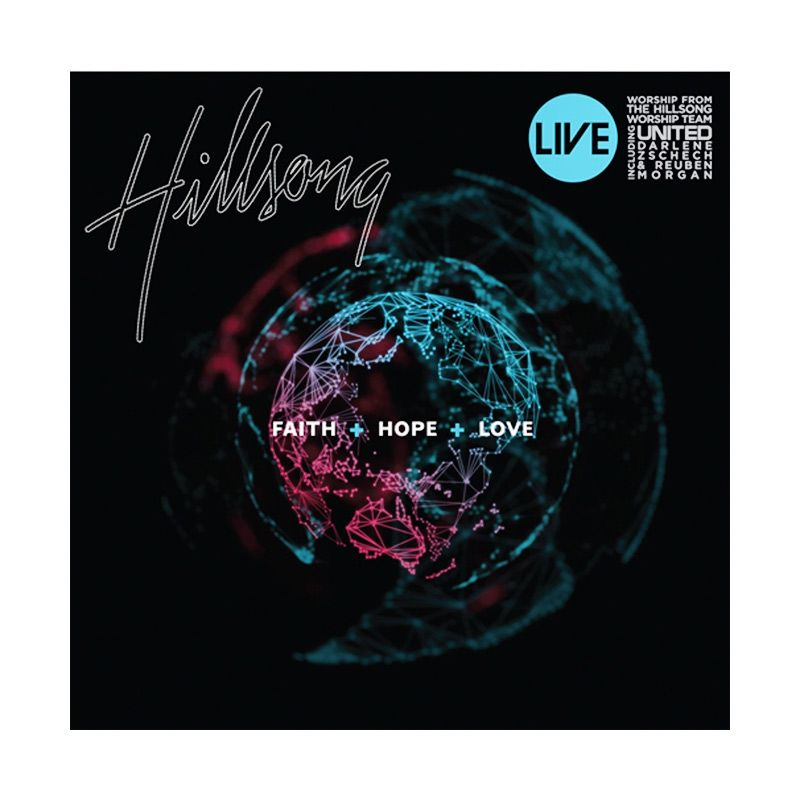 Insight Unlimited Hillsong Faith Hope Love CD Musik