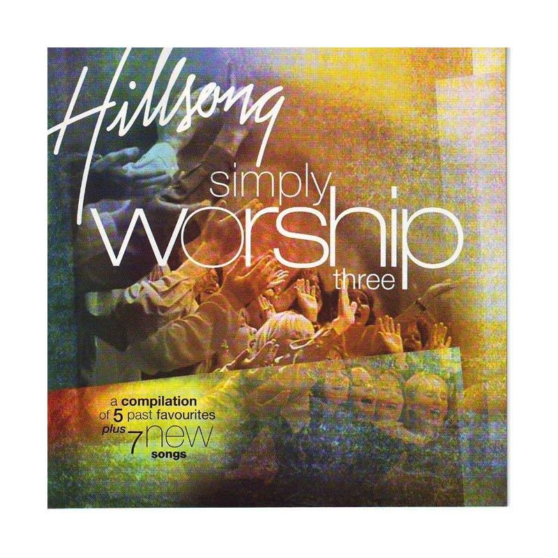 Insight Unlimited Hillsong Simply Worship 3 CD Musik
