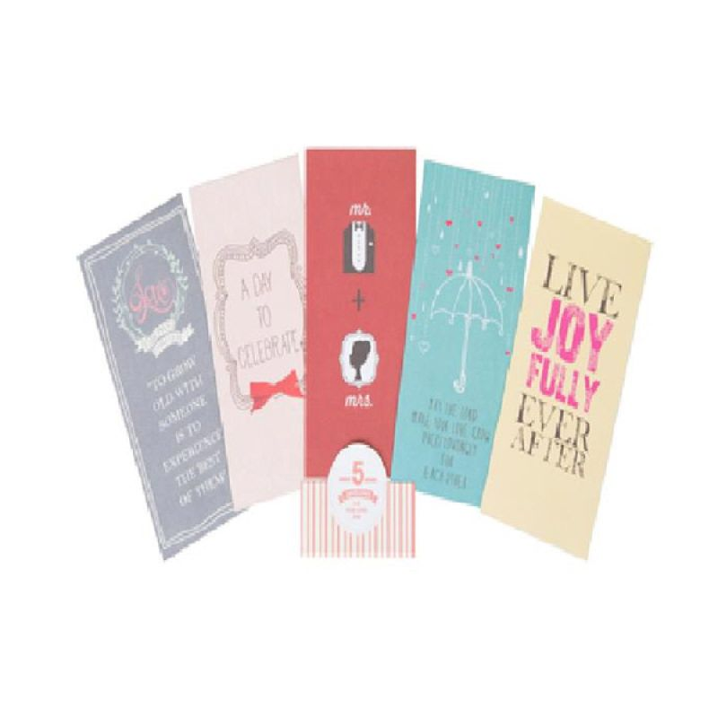 Ncore Wedding Amplop [5 pcs]