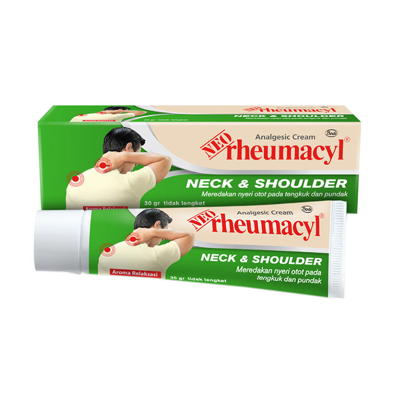 Neo Rheumacyl Neck & Shoulder Cream [30 g]