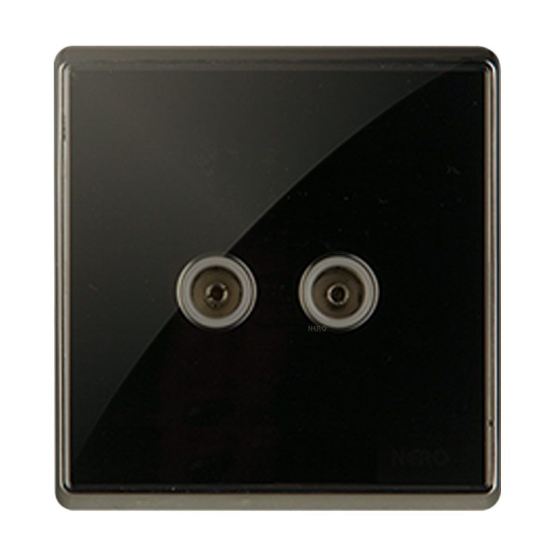 Nero Chrystal A9 A92TV-B Black TV Outlet
