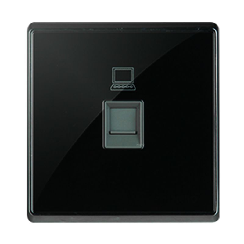 Nero Crystal A9 A9PC-B Black Data Outlet