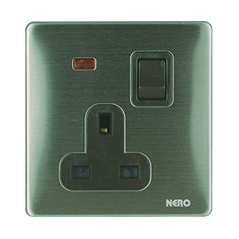 Nero Stainless V8 1311VD Stop Kontak Ac