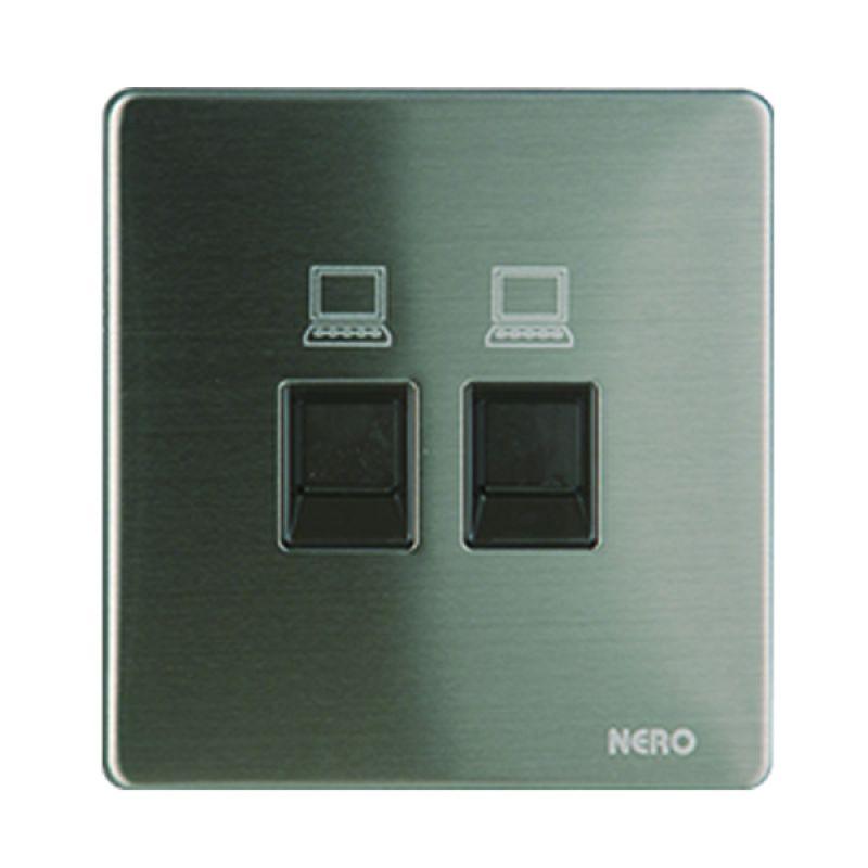 Nero Stainless V8 V8PC2 Data Outlet