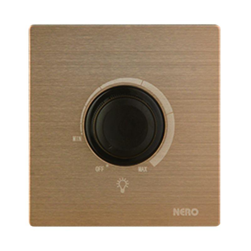Nero Titanium V10-G V10L63-G Gold Saklar Dammer