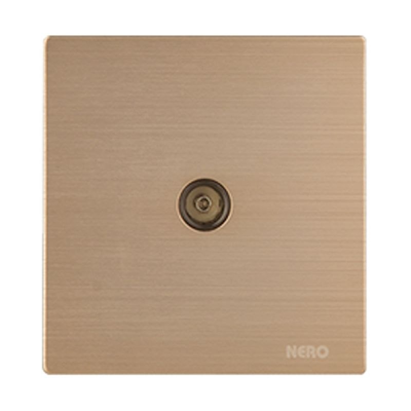 Nero Titanium V10-G V10TV-G Gold TV Outlet