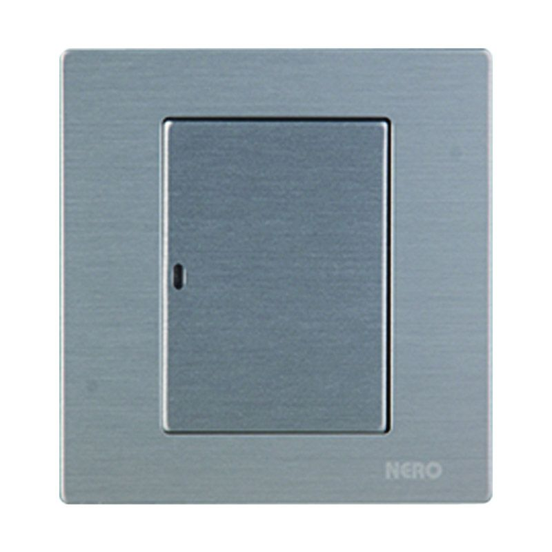 NERO Titanium V10-S V101611D-S Silver Saklar