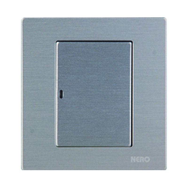 NERO TITANIUM V10-S V101612D-S Silver Saklar